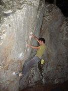 Rock Climbing Photo: Parlier