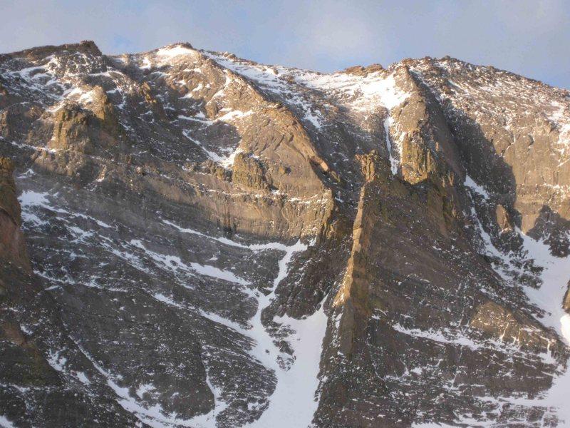Rock Climbing Photo: As viewed from Mt. Lady Washington.