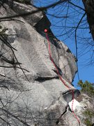 Rock Climbing Photo: Pick you Crack topo