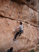 Rock Climbing Photo: getting started on Jack of all trades