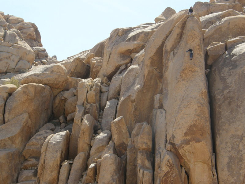 Rock Climbing Photo: Udi