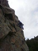 Rock Climbing Photo: Mustard Seed.