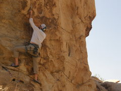 Rock Climbing Photo: Taller Than Texas