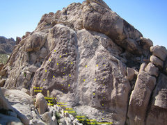 Rock Climbing Photo: Indian Palisades Corridor