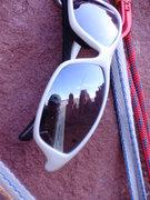 Rock Climbing Photo: Self portrait.  Colorado N.E. Ridge, Kingfisher To...