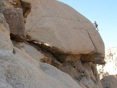 Rock Climbing Photo: Bish
