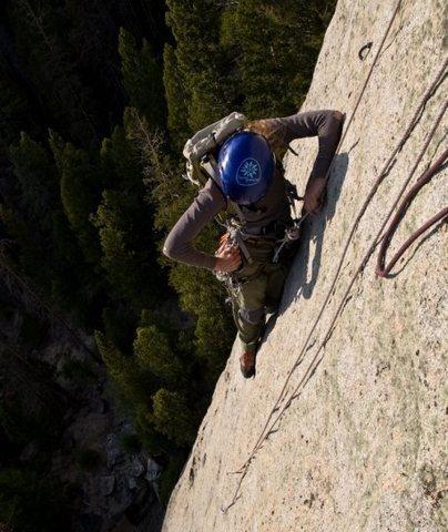 Rock Climbing Photo: Butte MT