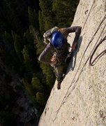 Rock Climbing Photo: Butte MT