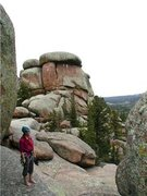 Rock Climbing Photo: vedauwoo
