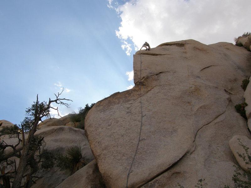 Rock Climbing Photo: L.G.