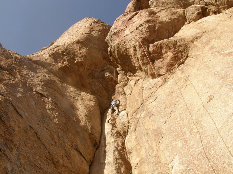 Rock Climbing Photo: Arkansass