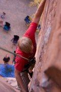 Rock Climbing Photo: Lacto Mangulation 5.10b