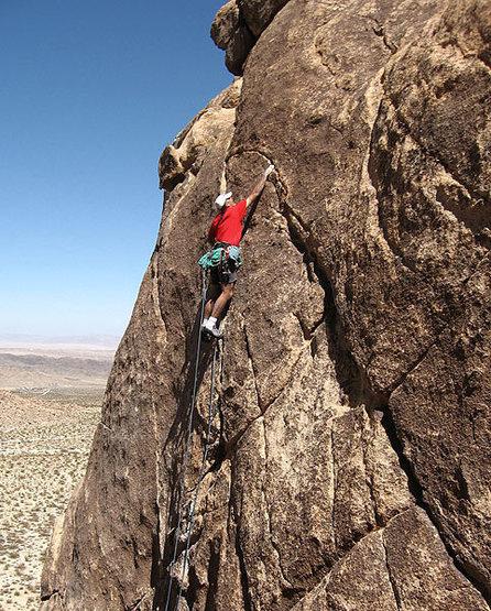 Rock Climbing Photo: I Smell Bacon. Photo; The Rev. Blitzo.
