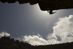 Rock Climbing Photo: D. Hyland by EGK.