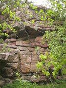 Rock Climbing Photo: The photo
