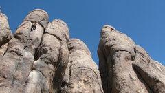 Rock Climbing Photo: Queen Mountain