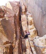 Rock Climbing Photo: Epi
