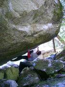 Rock Climbing Photo: New project