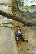 Rock Climbing Photo: Crawdad Canyon