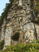 Rock Climbing Photo: The North Face of The Egg
