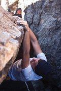 Rock Climbing Photo: okay