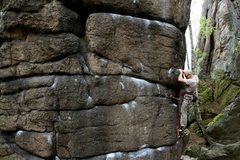 Rock Climbing Photo: No problem finding the holds...