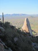 Rock Climbing Photo: The Wedge