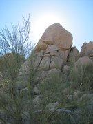 Rock Climbing Photo: Pinnacle Peak