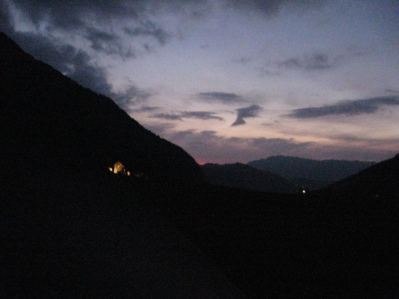 Waaah. from the Col des Aravis.