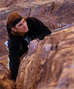 Rock Climbing Photo: Derek being Welcomed to the Milagrosa