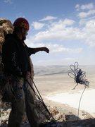 Rock Climbing Photo: qmt