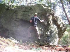 Rock Climbing Photo: And here it is..Short but sweet.