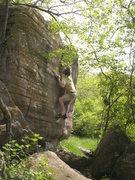Rock Climbing Photo: ahhh
