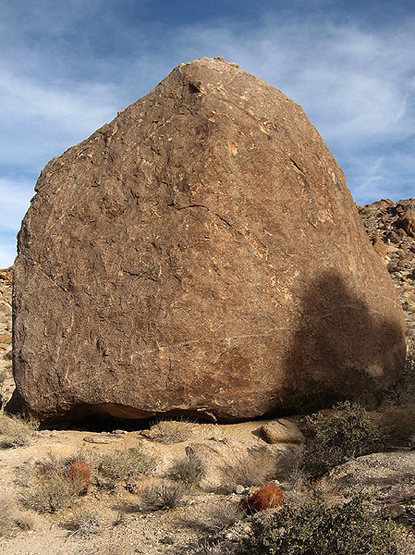 Apply Directly to Forehead boulder.<br> Photo by Blitzo.