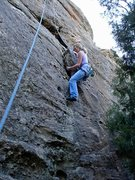 Rock Climbing Photo: Castlewood Canyon II