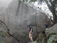 Rock Climbing Photo: Razor's Edge