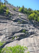 Rock Climbing Photo: Busy day on standard arch we finished before the f...