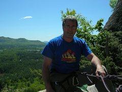 Rock Climbing Photo: The man behind the camera,Loran Smith