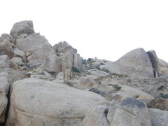 Rock Climbing Photo: Handfull of Dickie (on the left)  and Leading by t...
