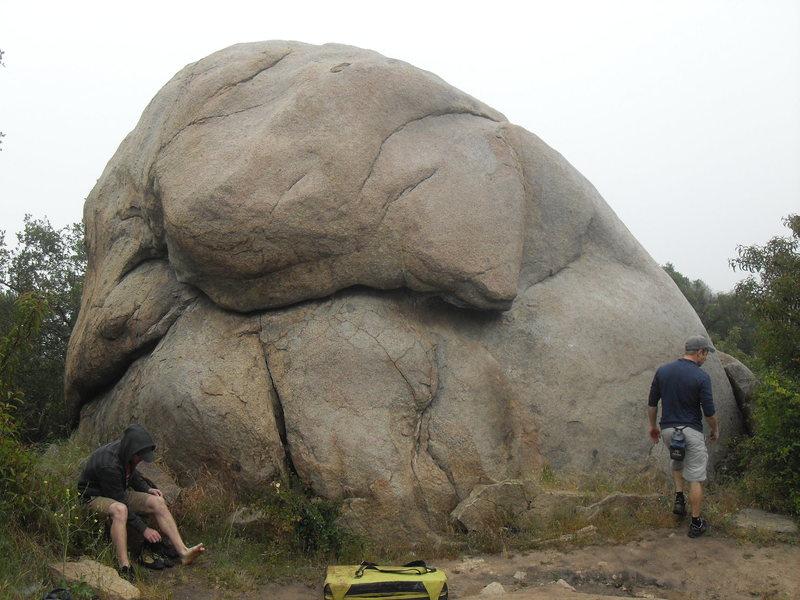 Practice Boulder