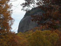 Rock Climbing Photo: From the trail.