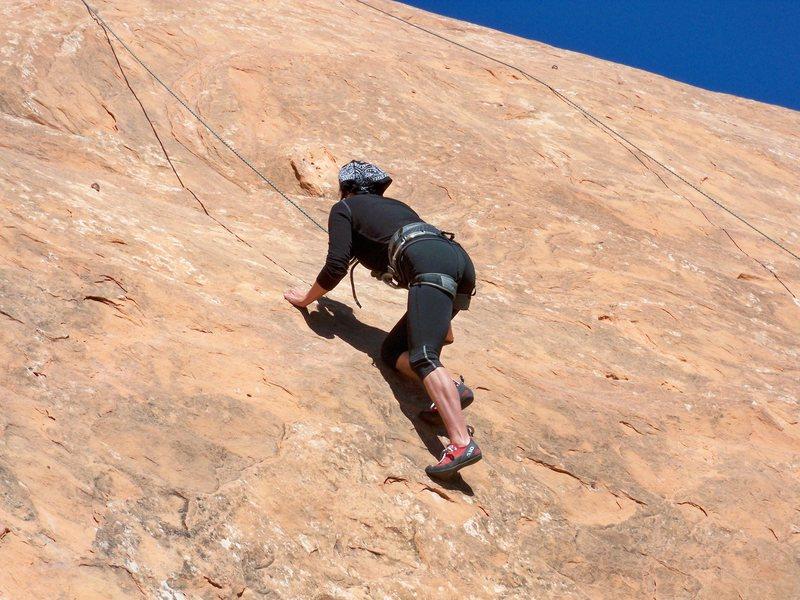 Rock Climbing Photo: RRCOS