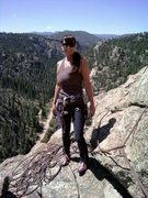 Rock Climbing Photo: 11 Mile Canyon