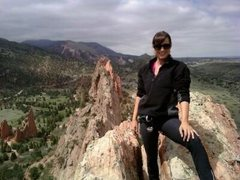 Rock Climbing Photo: The Garden
