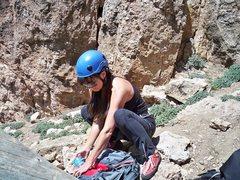 Rock Climbing Photo: Shelf