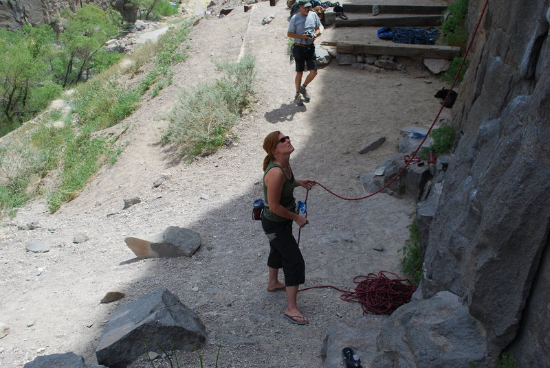 Rock Climbing Photo: Road Trip