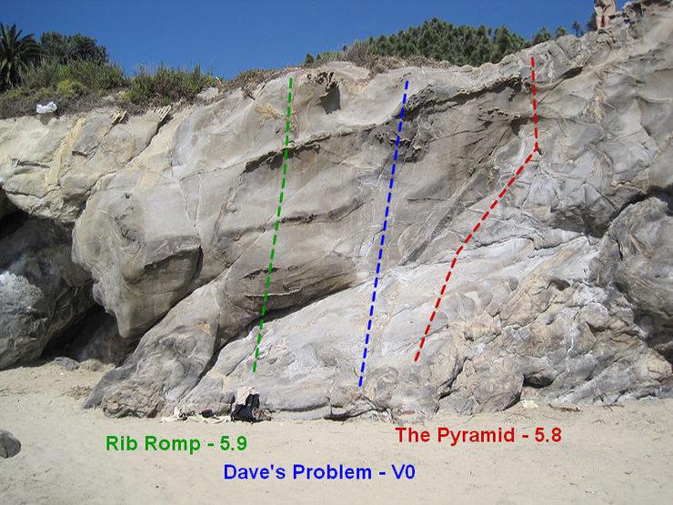 Rock Climbing Photo: Rib Romp