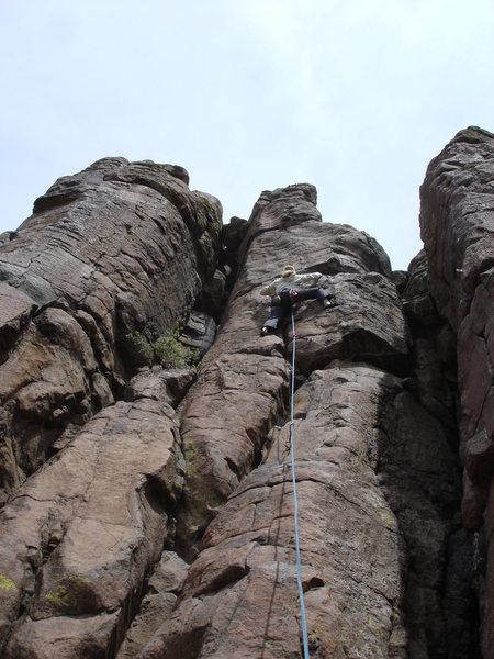 Rock Climbing Photo: Golden