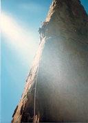 Rock Climbing Photo: 1st Accent