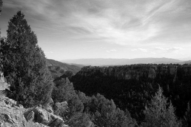 Rock Climbing Photo: Shelf Road vista